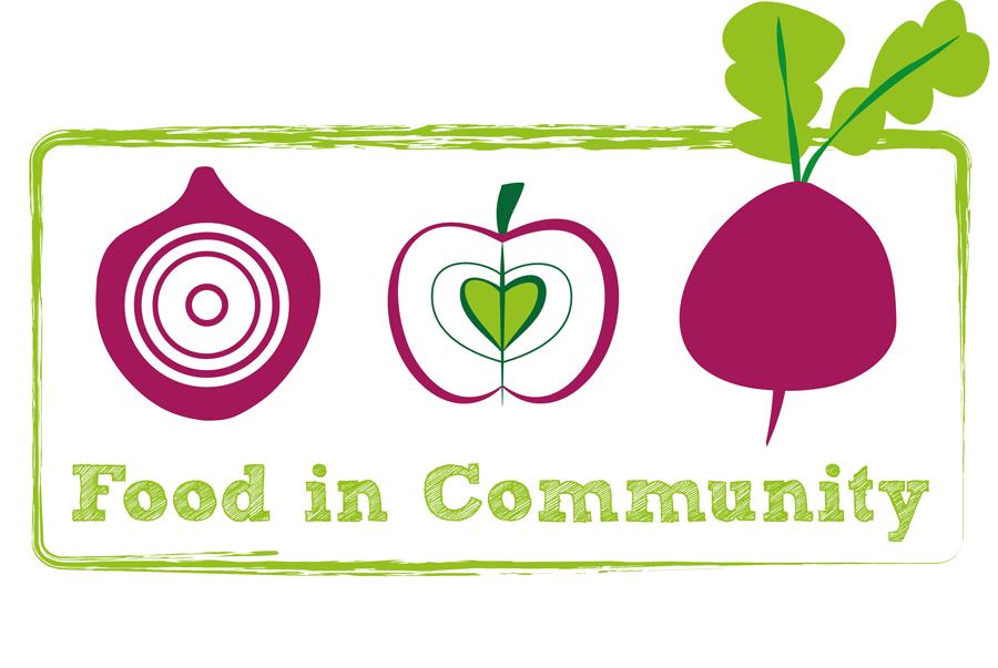 Food in community logo
